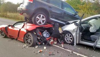 Закон об ужесточении наказания водителям при оставлении места ДТП принят Совфедом