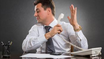 Коллекторы хотят закон о доступе к телефонным номерам должников