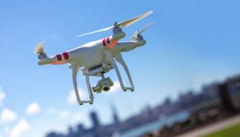 Дронам позволят летать на высоте до 150 метров