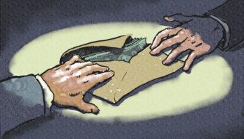 Неподтвержденные доходами деньги со счетов чиновников предложили изымать