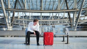 При задержке авиарейсов и багажа пассажиров штрафы могут поднять в 10 раз