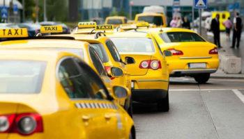 Гастарбайтеров хотят изгнать из такси