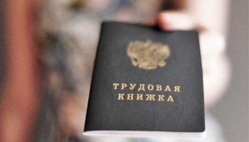 Закон об электронных трудовых книжках прошел первое чтение