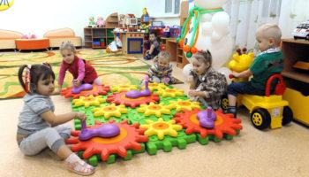 Российских малышей поставят в электронную очередь на место детсаду