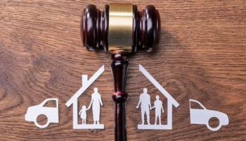 Имущество супругов при разводе предлагают делить по-новому