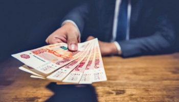 Кредиторам намерены запретить взыскания с пенсий россиян