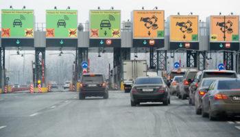 Автомобилистов-«зайцев» на платных дорогах будут штрафовать