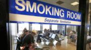 Аэропорты готовятся к возвращению курилок