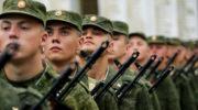 Зарплата солдат-срочников составит примерно две тысячи рублей