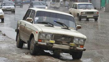 Для старых автомобилей хотят радикально повысить размер транспортного налога