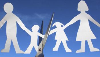Дети смогут претендовать на оплату жилья после развода родителей