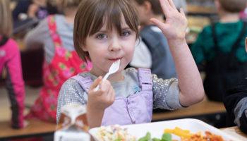 Ученики младших классов получат бесплатное горячее питание