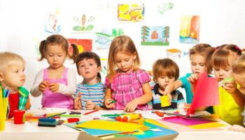Во время нерабочей недели в детсадах откроют дежурные группы