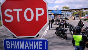 Ради противодействия коронавирусу Россия закрывает сухопутные и водные границы