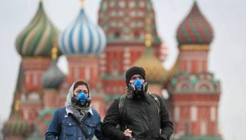 Москва на неделю закрывает рестораны, кафе, парки, сферу сервиса и большинство магазинов