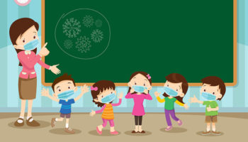 Учебный год в России начнется, как обычно, но учителя наденут маски