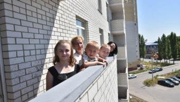 Для многодетных семей могут отменить имущественный налог