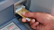 На кассе магазина можно будет снять с карты деньги, но немного