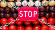Продовольственное эмбарго будет действовать в РФ еще год